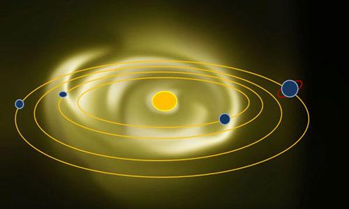 โลกและสุริยจักรวาล เกิดขึ้นได้อย่างไร